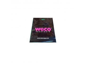 5 WECO Einkaufstüten