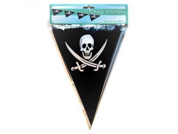 Piraten-Wimpelkette