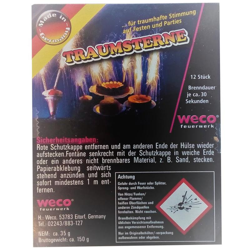 Weco Traumsterne
