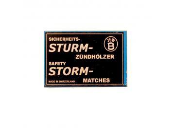 Sturmstreichhölzer