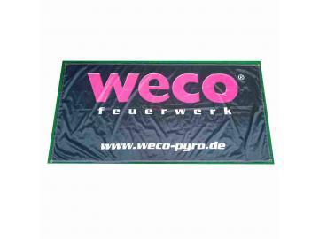 Weco Spannfahne